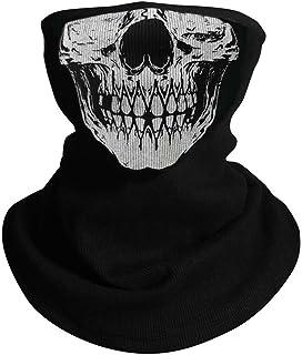 INNTURT Handmade Fabric Mask Hood Face Balaclava Halloween Cosplay