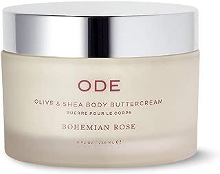ODE natural beauty - Bohemian Rose Olive & Shea Body Buttercream