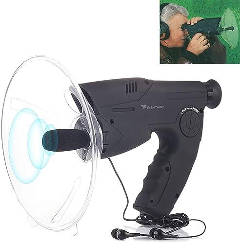 Fournitures de jardin pratiques, multi-fonctions Dispositif d'écoute Orbitor avec système optique TN-02 8X Prism avec enregistreHommest numérique, prise en charge de la voiturete TF et prise casque