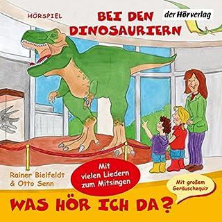 Bei den Dinosauriern cover art