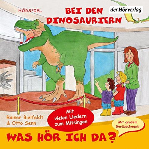Bei den Dinosauriern Titelbild
