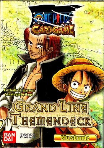 One Piece Grand Line Themendeck Blutsbande (deutsch)