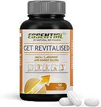 Potente Vigorizante natural | Booster de Testosterona | Maca