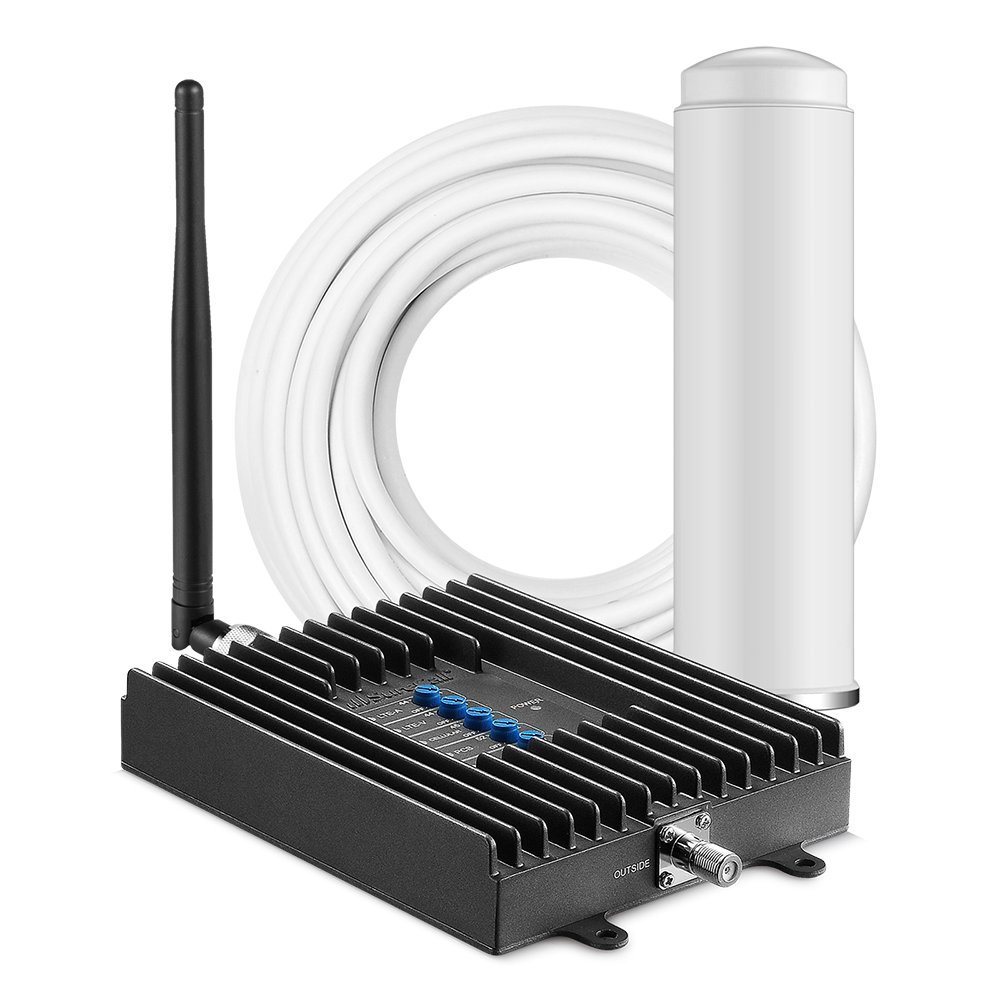 SureCall Fusion4Home Signal Booster Carriers