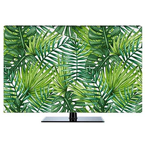 NACHEN Fernseher Abdeckung Für Innenanwendung Staub Und Wasserfest TV Schutz Für HDTV, LCD, LED Und Plasma Schutzhülle,Color1,43