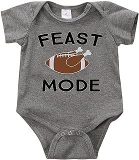 feast mode onesie