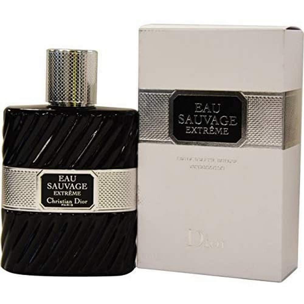 Christian Dior Sacramento Mall Max 90% OFF Eau Sauvage Extreme Intense S Toilette Men de