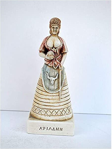 Estia Creations Ancient Greek Ariadne Sculpture Statue Artifact