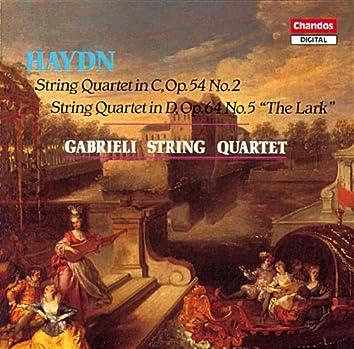 Haydn: String Quartets Nos. 2 & 5