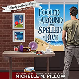 Fooled Around and Spelled in Love audiobook cover art