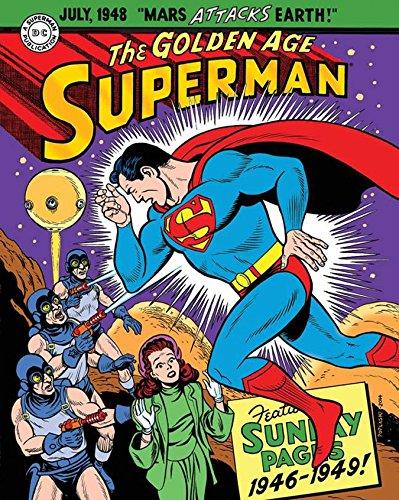 Image of Superman: The Golden Age Sundays 1946-1949 (Superman Golden Age Sundays)