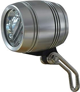 Greneric - Faro LED para bicicleta fácil de instalar IPX6 resistente al agua, 10 horas, fácil de usar en la parte delanter...