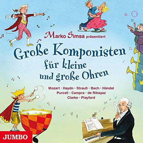 Große Komponisten für kleine und große Ohren Titelbild
