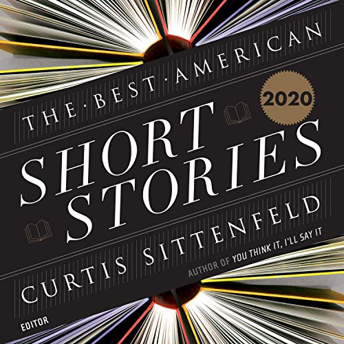The Best American Short Stories 2020  By  cover art