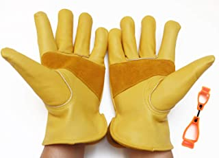 Best leather woodworking gloves Reviews