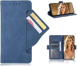 جراب EasyShow متوافق مع Nokia 7.2/ Nokia 6.2، جراب محفظة من الجلد الصناعي مع مجموعتين من فتحات للبطاقات، جراب قلاب أنيق وأ...