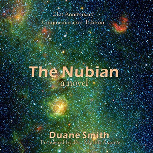 The Nubian 21st Anniversary Commemorative Edition: A Novel audiobook cover art