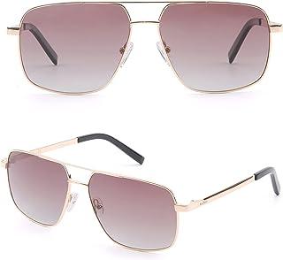MSM002 Aviator Polarized Sunglasses for Men UV400...