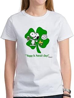 CafePress Clover Boys Women's T-Shirt Classic Tshirt
