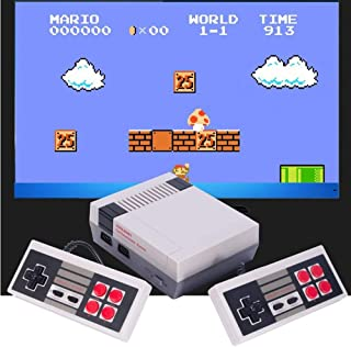 JKOWANS Video Retro Game Console Super NES Classic Edition SNES Entertainment System Controller 620 Built in Games