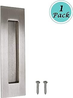 Best recessed cabinet door hardware Reviews