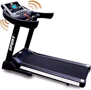 CENTURFIT Caminadora Electrica 3HP Motor AC Plegable Gym 12 programas 6 lecturas Uso Rudo Cardio Inclinacion Automatica Ca...
