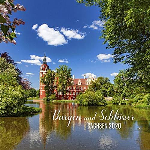 Burgen und Schlösser Sachsen 2020
