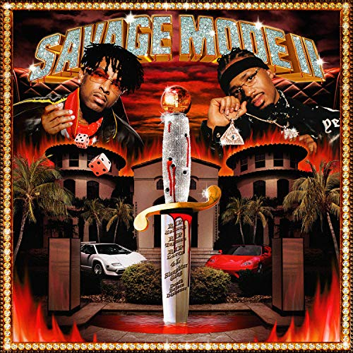 SAVAGE MODE II [Disco de Vinil]