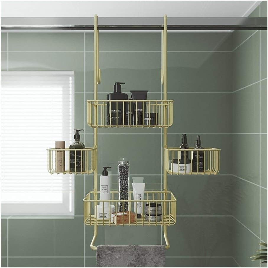 LCUY Sale SALE% OFF Bathroom Shelf Shower Without Los Angeles Mall Corner D