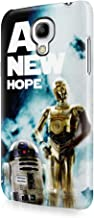 Star Wars Robot Duo A New Hope Hard Plastic Phone Case Cover Shell For Samsung Galaxy S4 Mini