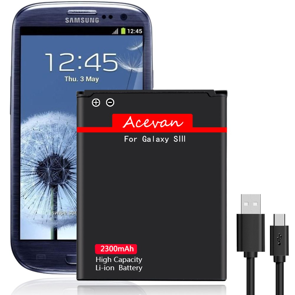 Galaxy S3 Replacement EB L1G6LLU T Mobile
