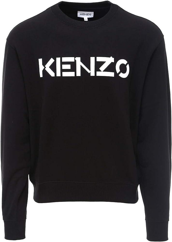 Kenzo luxury, felpa da uomo, in cotone al 100 % FA65SW0004MD99