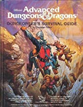 Dungeoneer's Survival Guide (Advanced Dungeons and Dragons) by Douglas Niles (July 01,1986)