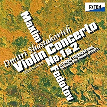 Shostakovich: Violin Concerto Nos. 1 & 2