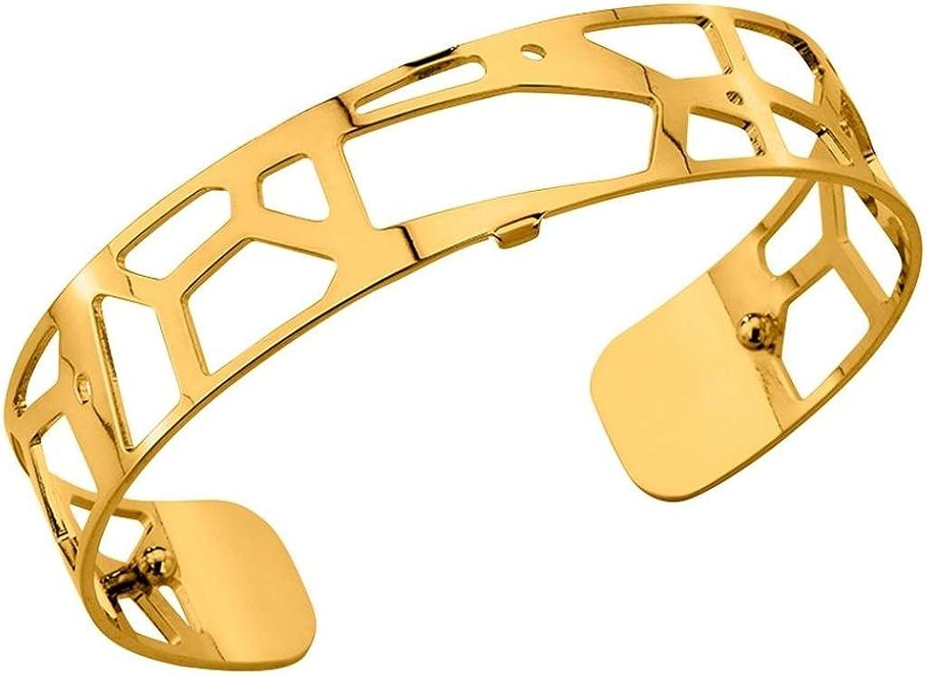 Les Georgette Girafe 14mm Cuff in Gold