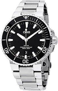 Oris Aquis Date Automatic Black Dial Men's Watch 01 733 7730 4134-07 8 24 05PEB