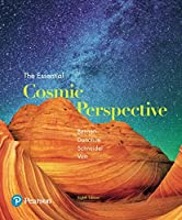 The Essential Cosmic Perspective, 8th Edition Front Cover