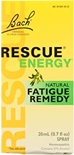 Bach Rescue Remedy Energy 20 Milliliters
