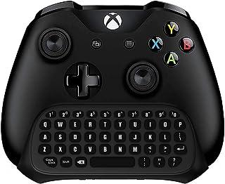 Chatpad para Xbox One, Lyyes Xbox One teclado inalámbrico de juego de 2.4 Ghz receptor de teclado para Xbox One driver