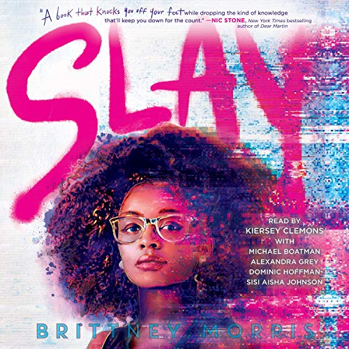 Slay audiobook cover art