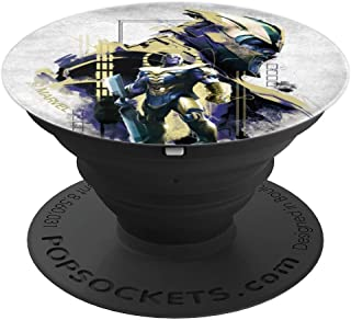 Marvel Avengers: Endgame Thanos in Gold Armor - PopSockets Grip and Stand for Phones and Tablets