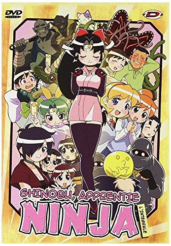 Shinobu, Apprentie Ninja-Intégrale Edition 2010