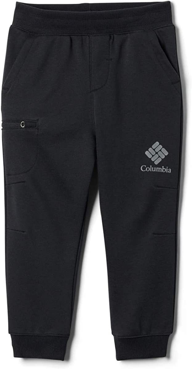 Columbia Kids /& Baby Branded French Terry Jogger