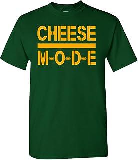 Xtreme Green Bay Wisconsin Cheese Mode Shirt