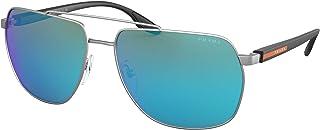 Prada - Sport Hombre gafas de sol PS 55VS, 7CQ5M2, 62