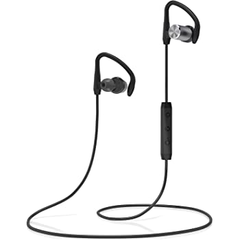 Symphonized GTS Bluetooth Wireless in-Ear Noise-isolating Headphones, Magnetic Earbuds, Earphones with Mic & Volume Control