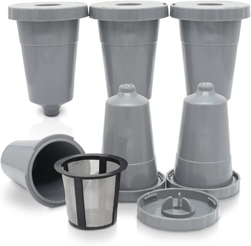 6 Pack Reusable Coffee Filter for 1.0 Don't miss the campaign Keurig B40 Brewers B30 Fit Fort Worth Mall