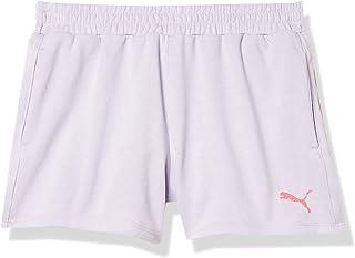PUMA Girls' French Terry Shorts