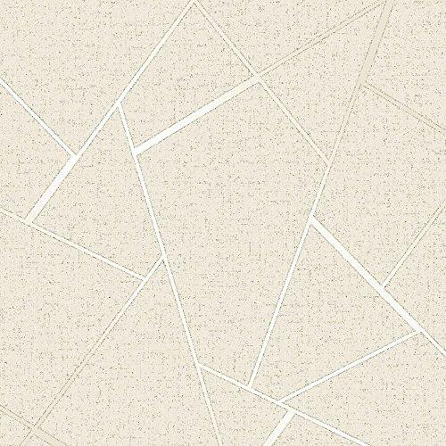 Fine Décor FD42281 Quarz-Tapete, goldfarben
