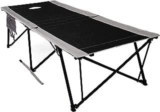 Kamp-Rite Tent Cot Inc Kwik Cot, Black/Gray, 400 lb Capacity